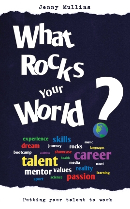 What Rocks Your World cover